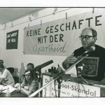 Denis Goldberg in Deutschland