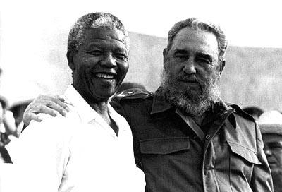 Fidel Castro grüßt die Teilnehmer der Weltfestspiele 2010