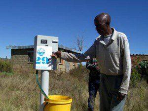Kampf ums Wasser
