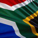 Flagge Südafrikas