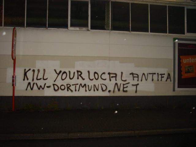 Dortmund: Nazis greifen SDAJ-Mitglied an!