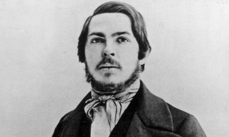 Junger Friedrich Engels