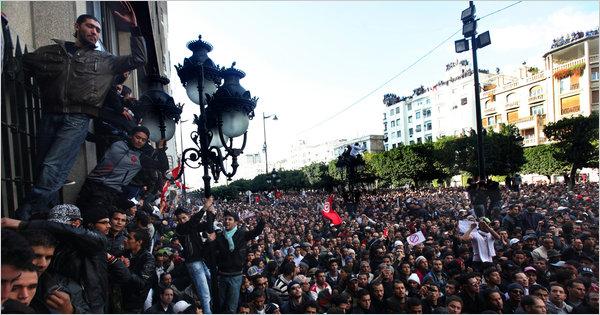 Kommunistische Arbeiterpartei Tunesiens: Die Tyrannei ganz zerschlagen!