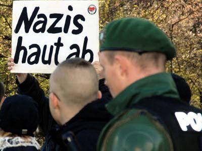 Augsburg: Blockieren ist keine Straftat!