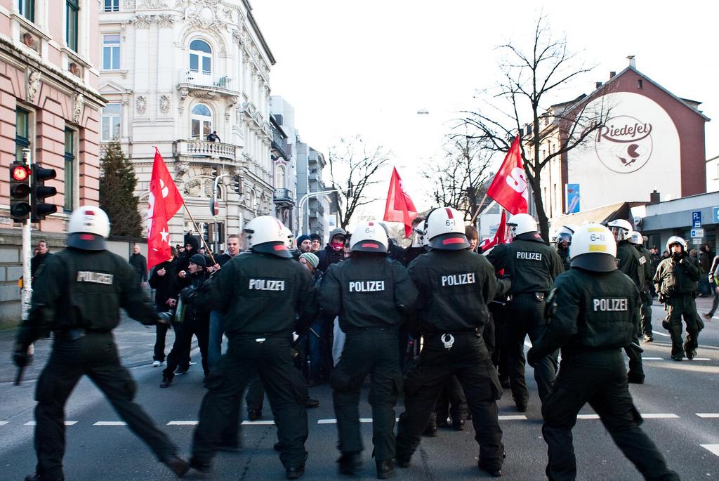 Wuppertal: Großer Erfolg für AntifaschistInnen