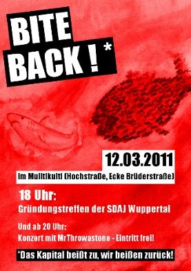 Wuppertal: Das Bergische Land wird um eine SDAJ erweitert!