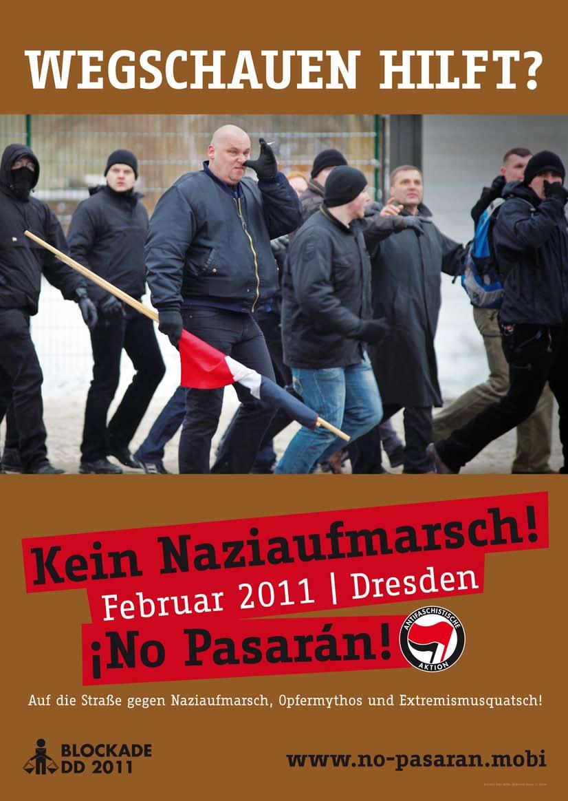 Dresden 2011: Nie wieder Faschismus, nie wieder Krieg!