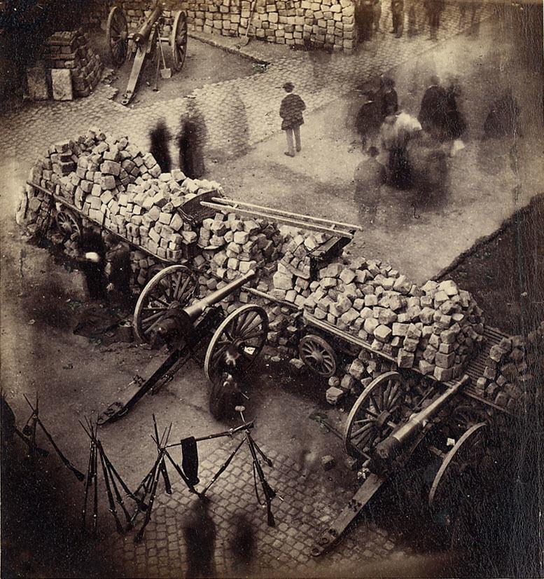 140 Jahre Pariser Kommune!