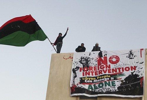 Kein Krieg gegen Libyen!