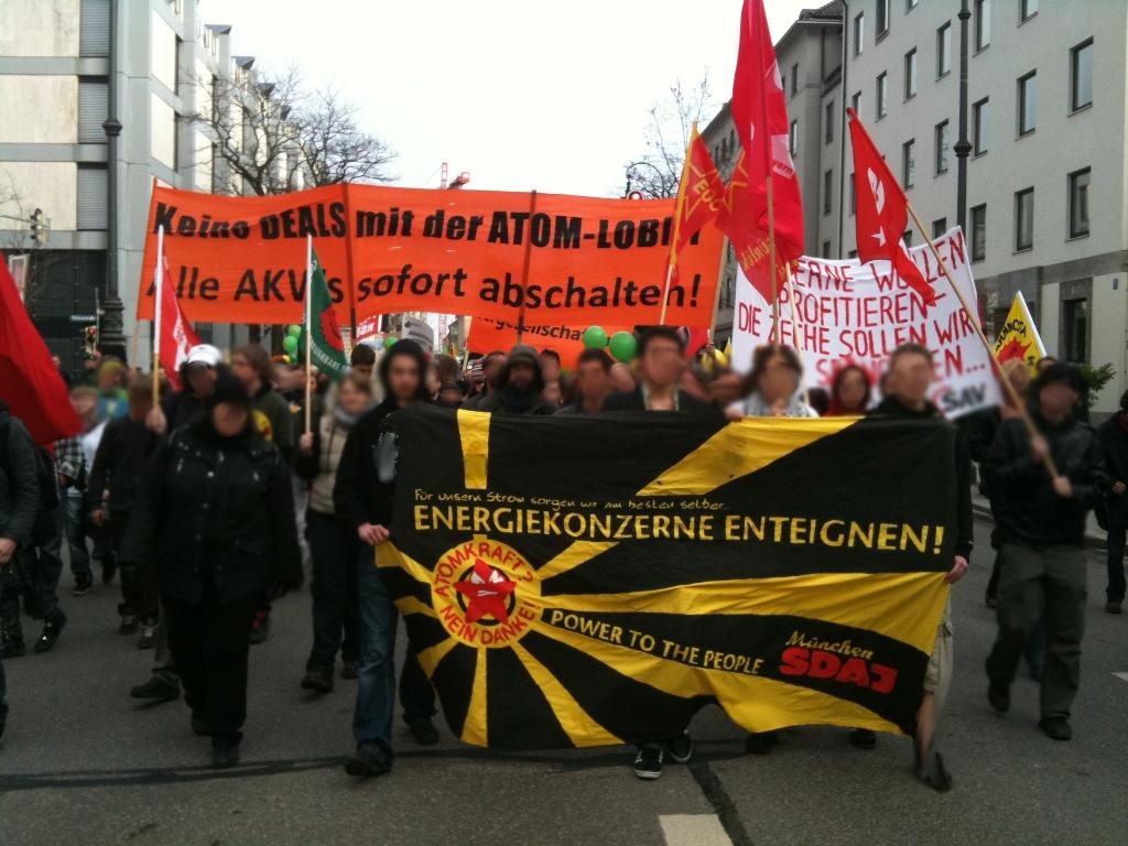 München: Energiekonzerne enteignen