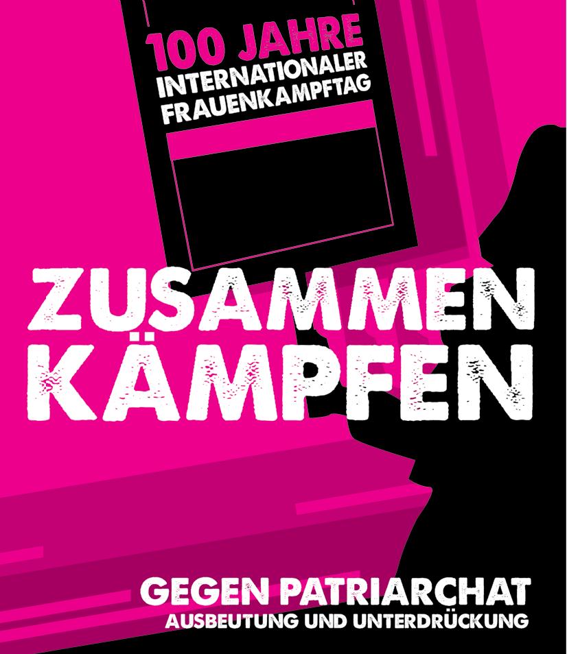 Berlin: Privateigentum an Produktionsmitteln als Ursprung der Unterdrückung der Frau