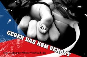 Wieder legal: KSM