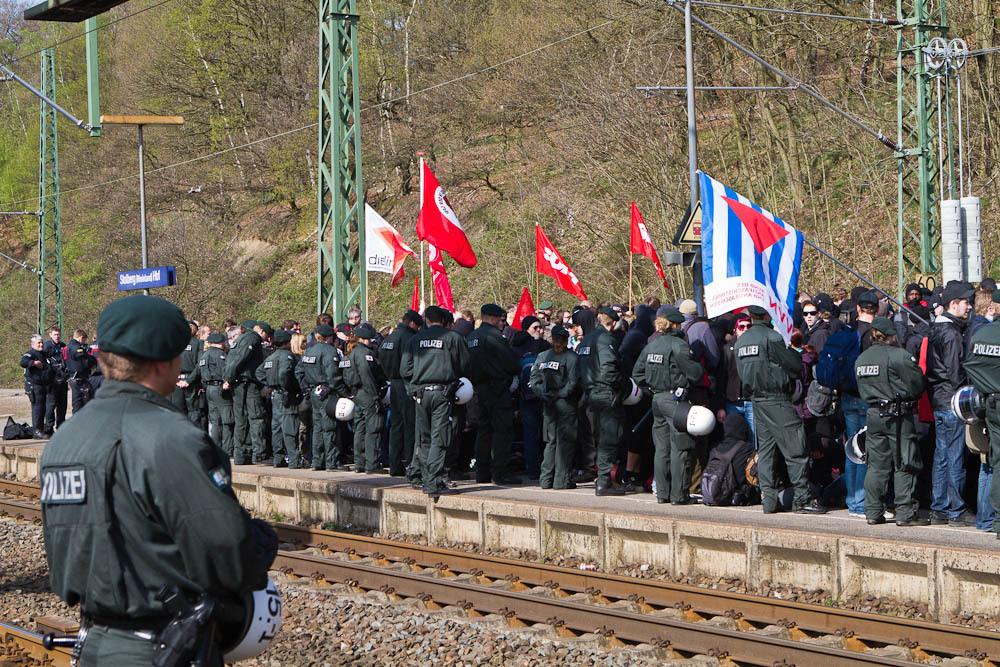 Stolberg: Kein ruhiges Hinterland!