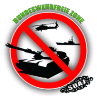Bundeswehrfreie Zone!