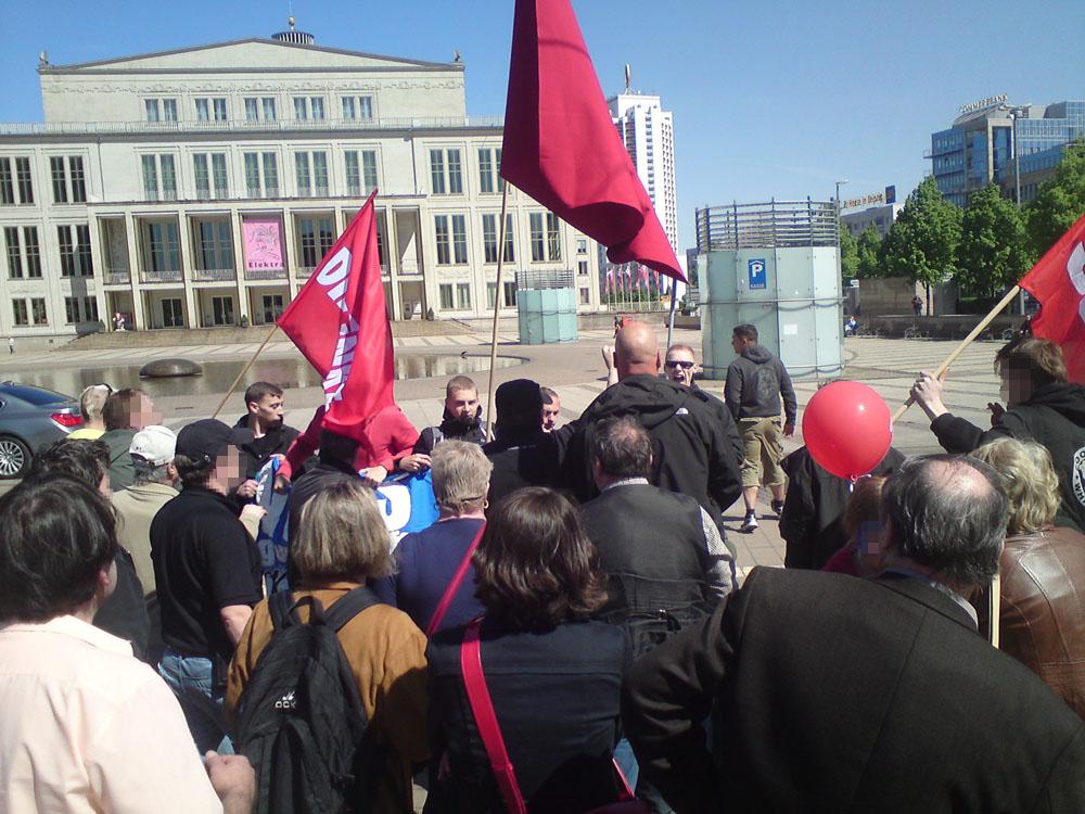 Leipzig: 1. Mai nazifrei!