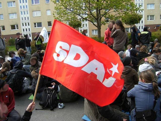 Erster Mai in Greifswald – Nazis stoppen!