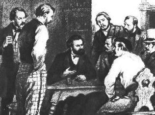 """W.I. Lenin: """"Karl Marx"""" (1914)"""