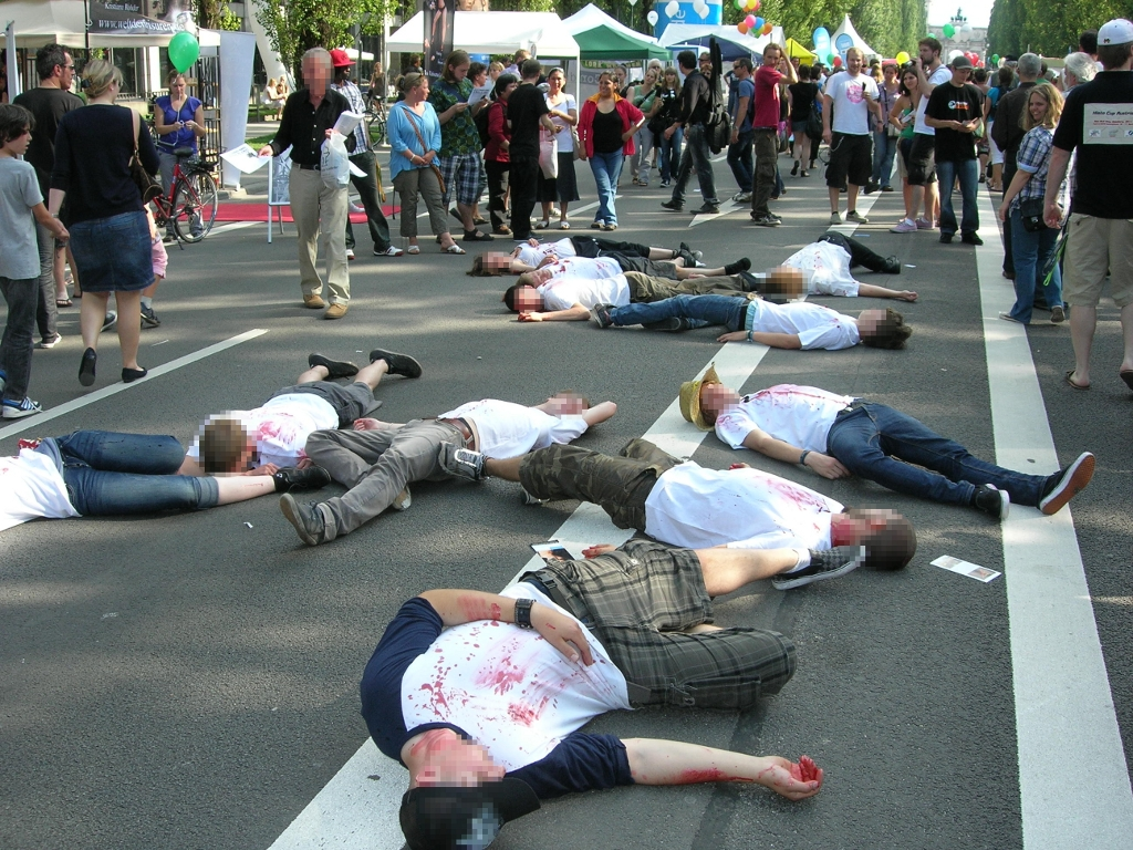Tote Menschen