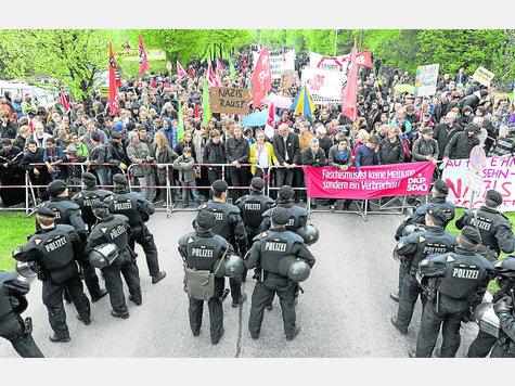 München: Prozess gegen Antifaschisten geht zu Ende