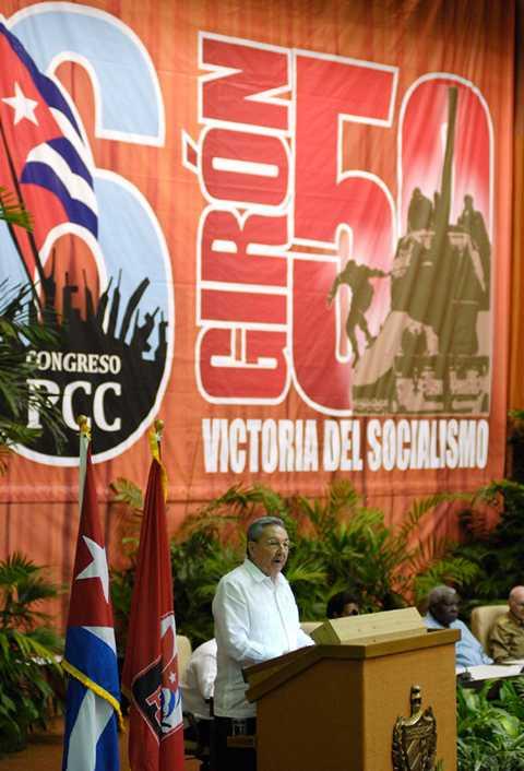Cuba socialista!