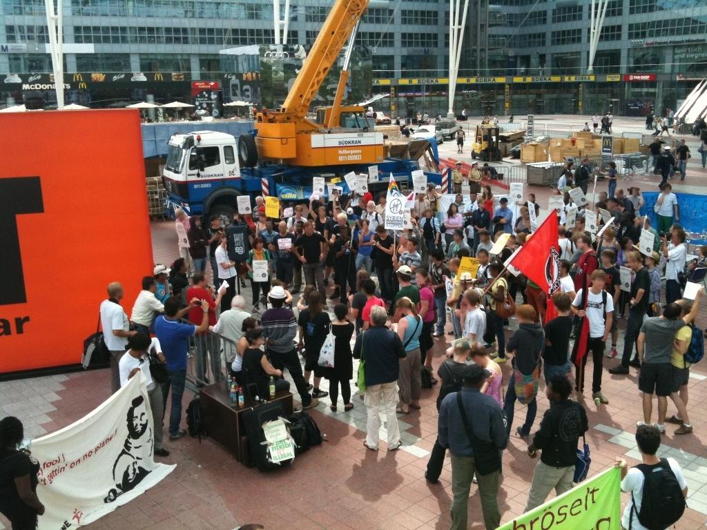 München: Tatort Flughafen – Return Service non stop