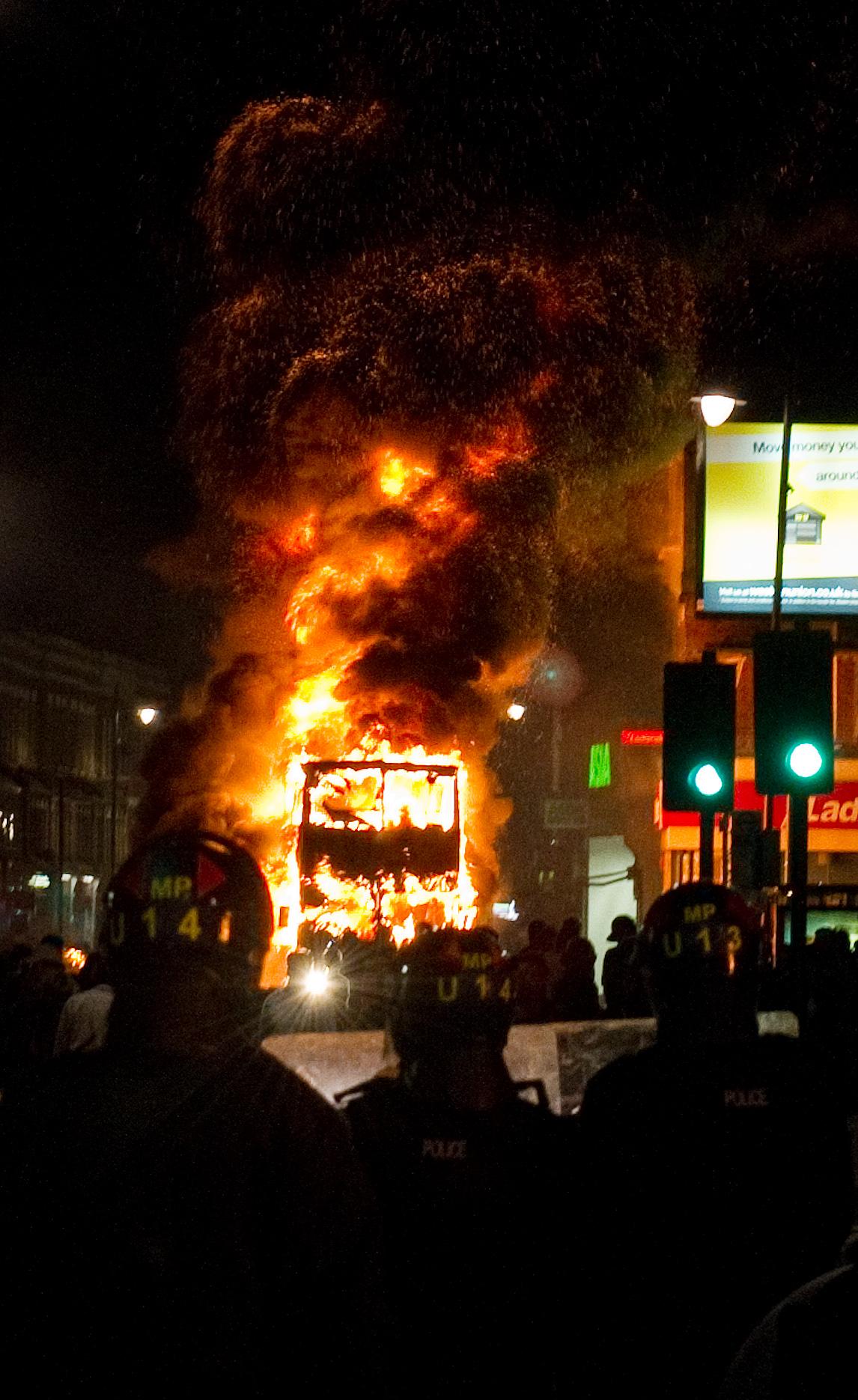 Stellungnahme des WBDJ zu den Unruhen in London und anderen Teilen Großbritanniens