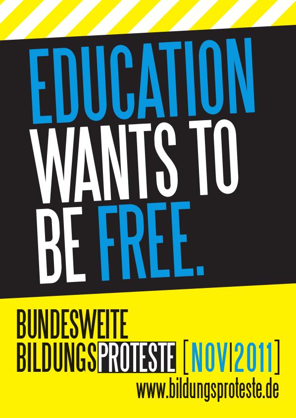 Bildungsstreiks statt Rettungsschirm – Geld für Bildung, nicht für Banken und Konzerne!
