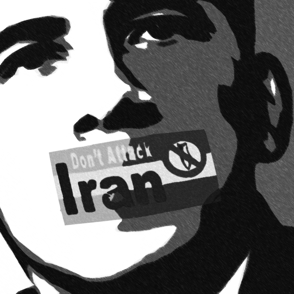 Don't attack Iran and Syria