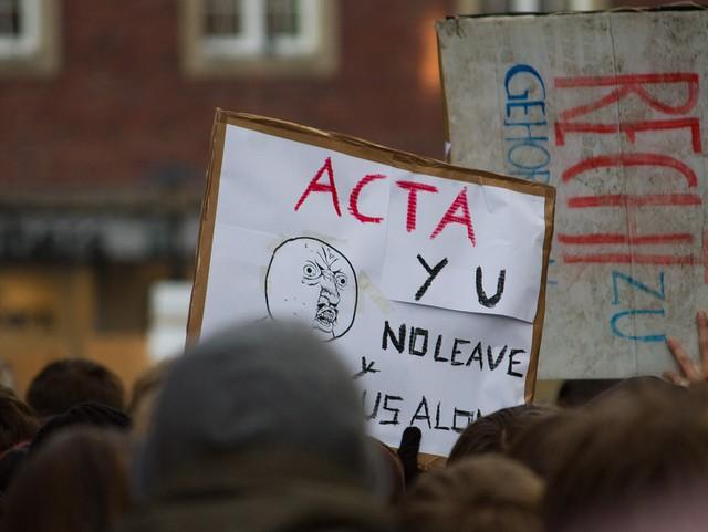 Münster: Stoppt ACTA!