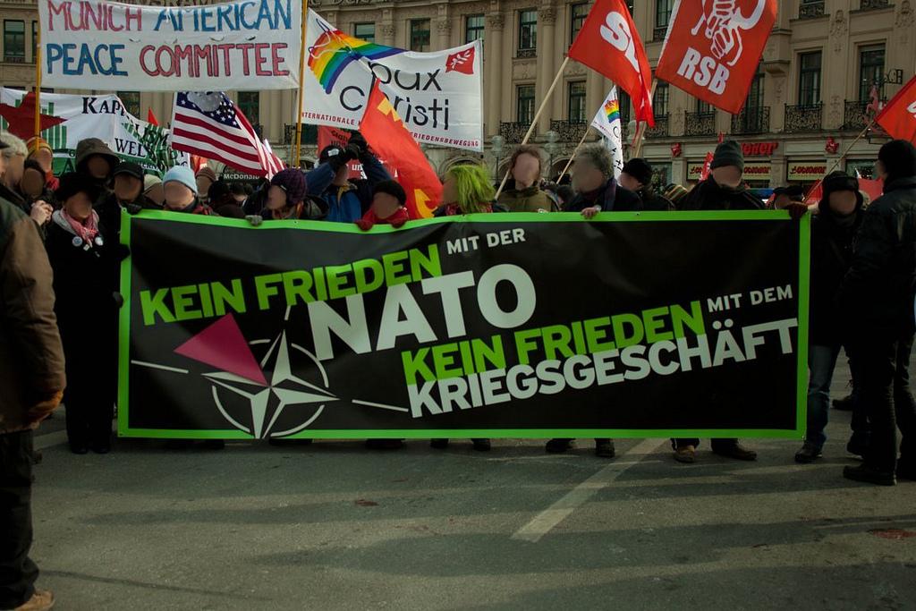 Rückblick auf die Proteste gegen die Nato-Sicherheitskonferenz 2012