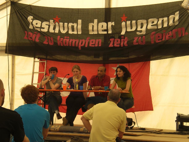 Festival der Jugend 2012: Politisches Programm wird umfangreicher