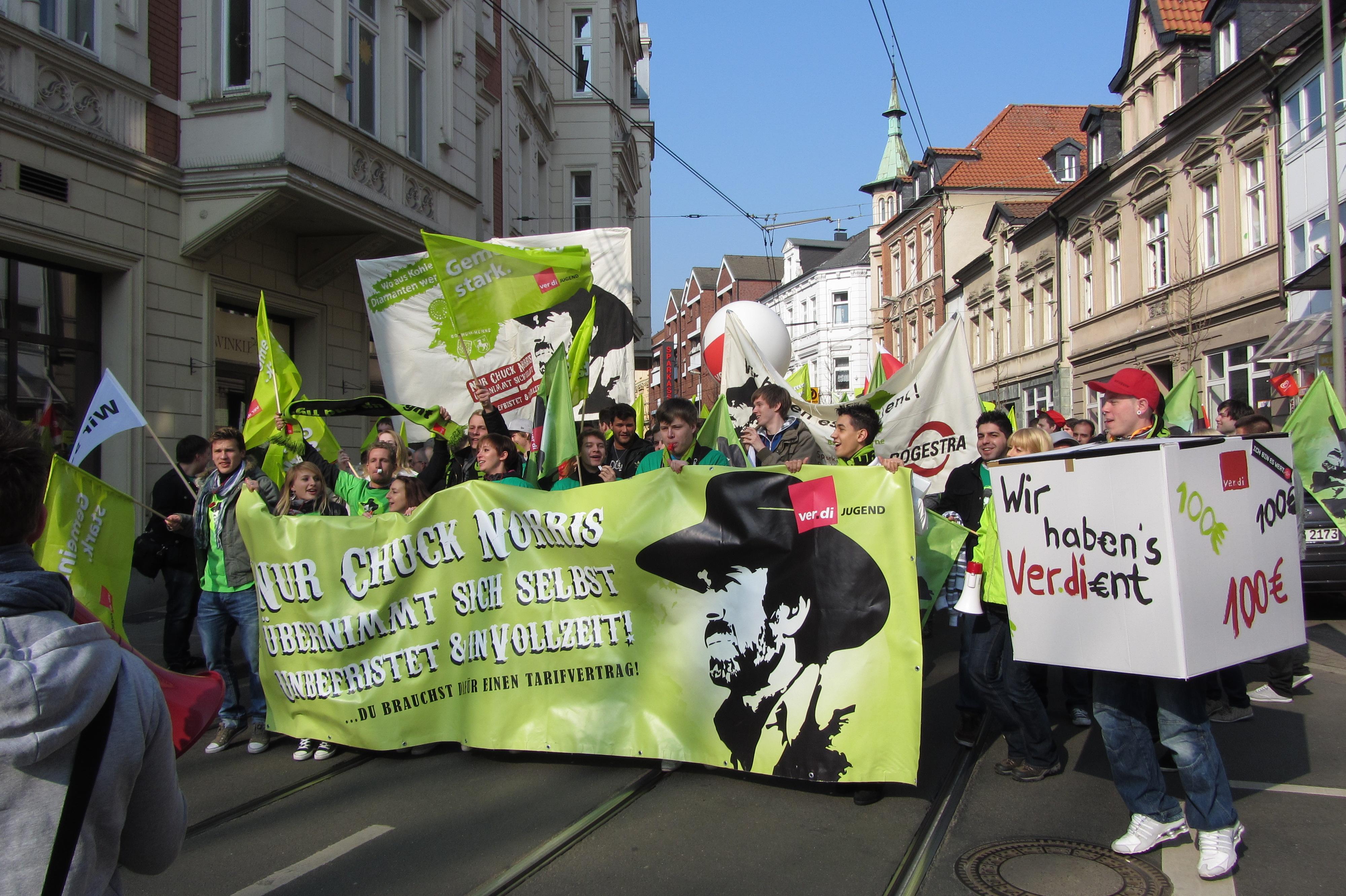 Ruhr-Westfalen: Übernahme, Übernahme, hey hey…!