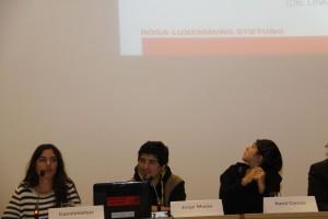 """""""Es geht um die Macht"""": VertreterInnen der Chilenischen Studierendenbewegung berichten über ihre Erfahrungen"""