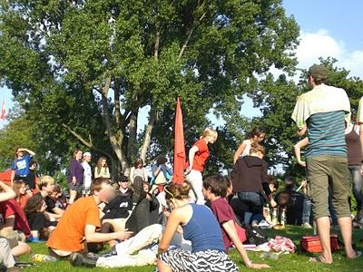 Festival der Jugend 2012: Erste Informationen über die politischen Runden!