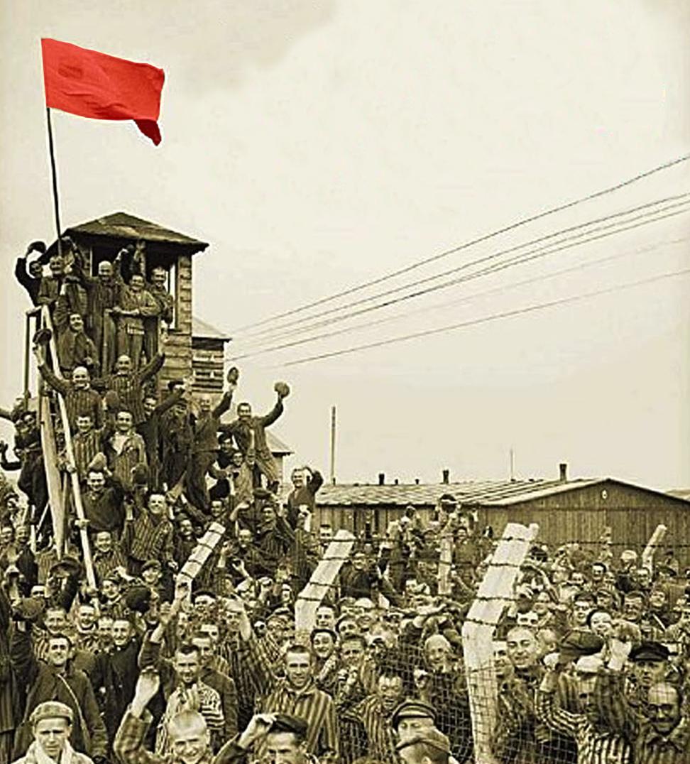 8. Mai: Wir wurden befreit – kapituliert haben die anderen!