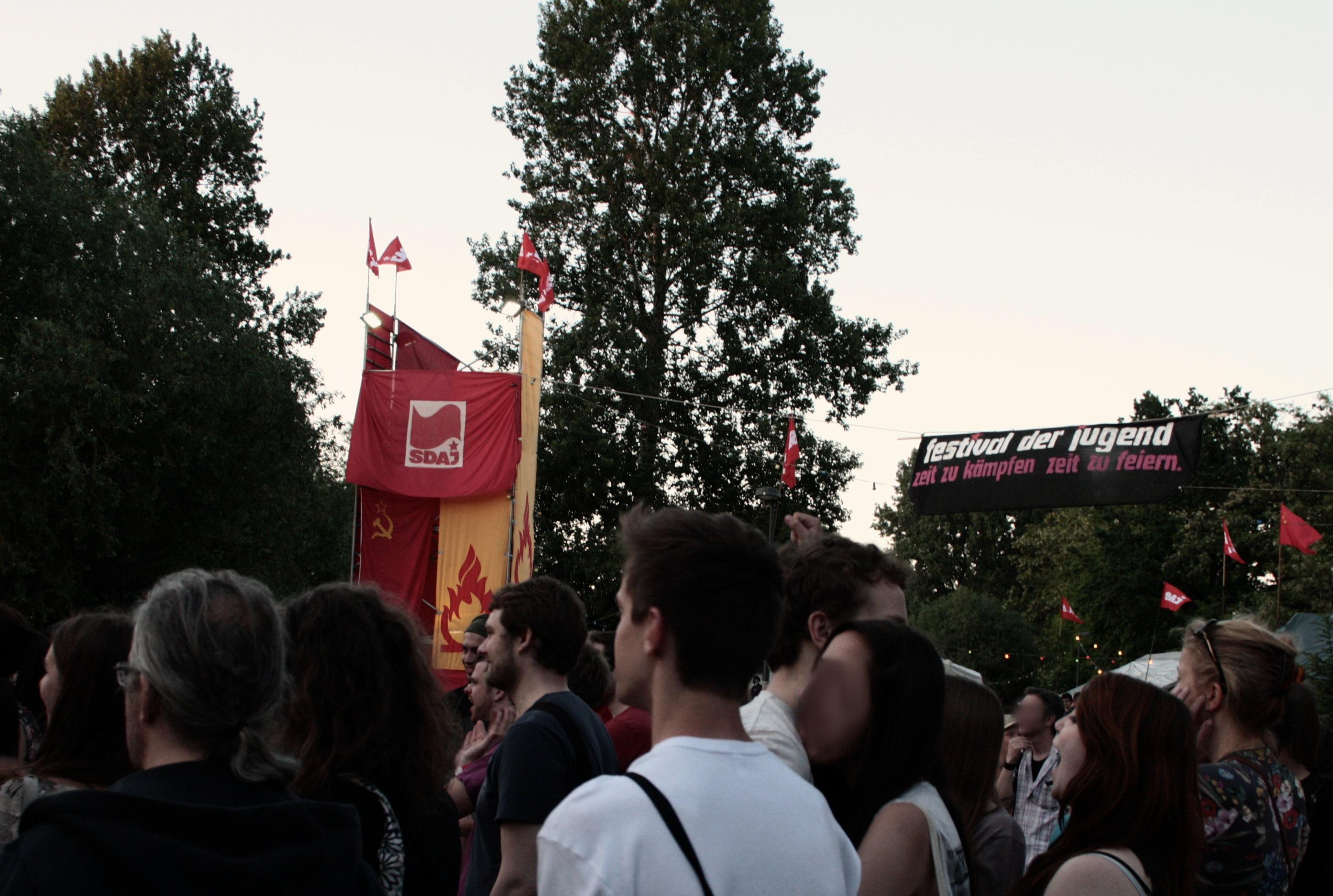 Festival der Jugend 2012 war ein voller Erfolg!