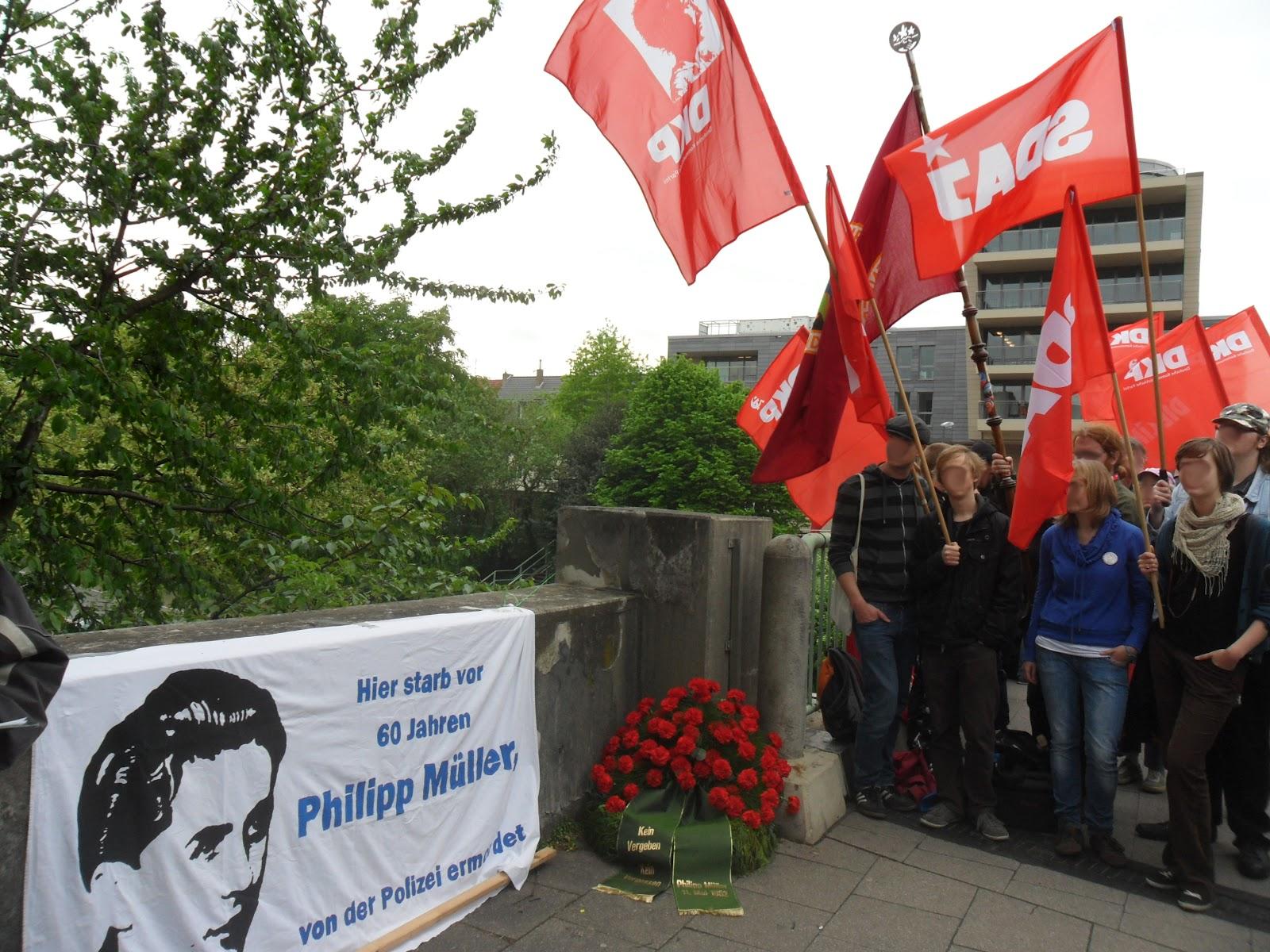 Essen: Junger Kommunist erschossen! – Kein Vergeben, kein Vergessen!