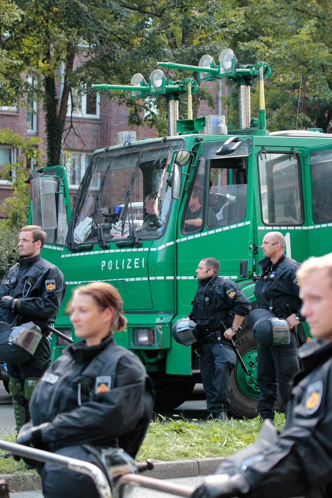 Dortmund: Justiz arbeitet erneut gegen AntifaschistInnen