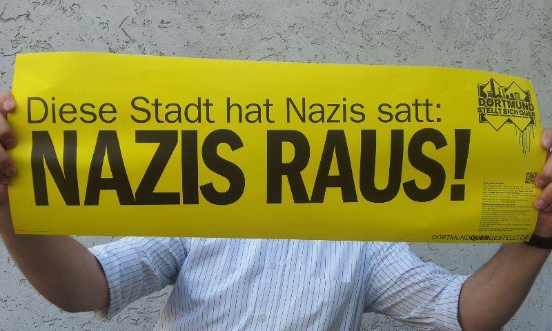 Dortmund: Massiver Schlag gegen Nazikameradschaften in NRW