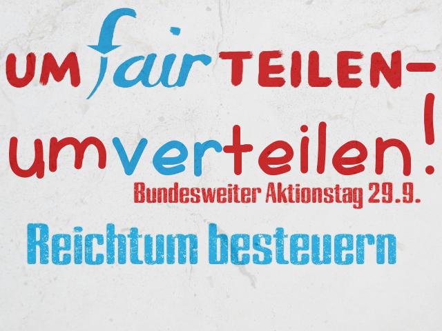 Bochum: UmVerTeilen? Aber wie!