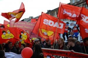 UmFAIRteilen-Aktionstag am 29.09.2012 in Bochum
