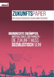 Cover Zukunftspapier