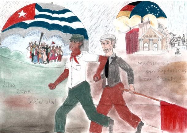 Kunstwettbewerb: Cuba Unchained