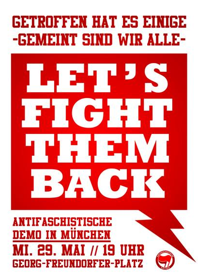 Rosenheim: Let's Fight Them Back!