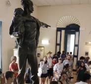 "Im Museo ""Batalla de Ideas"""