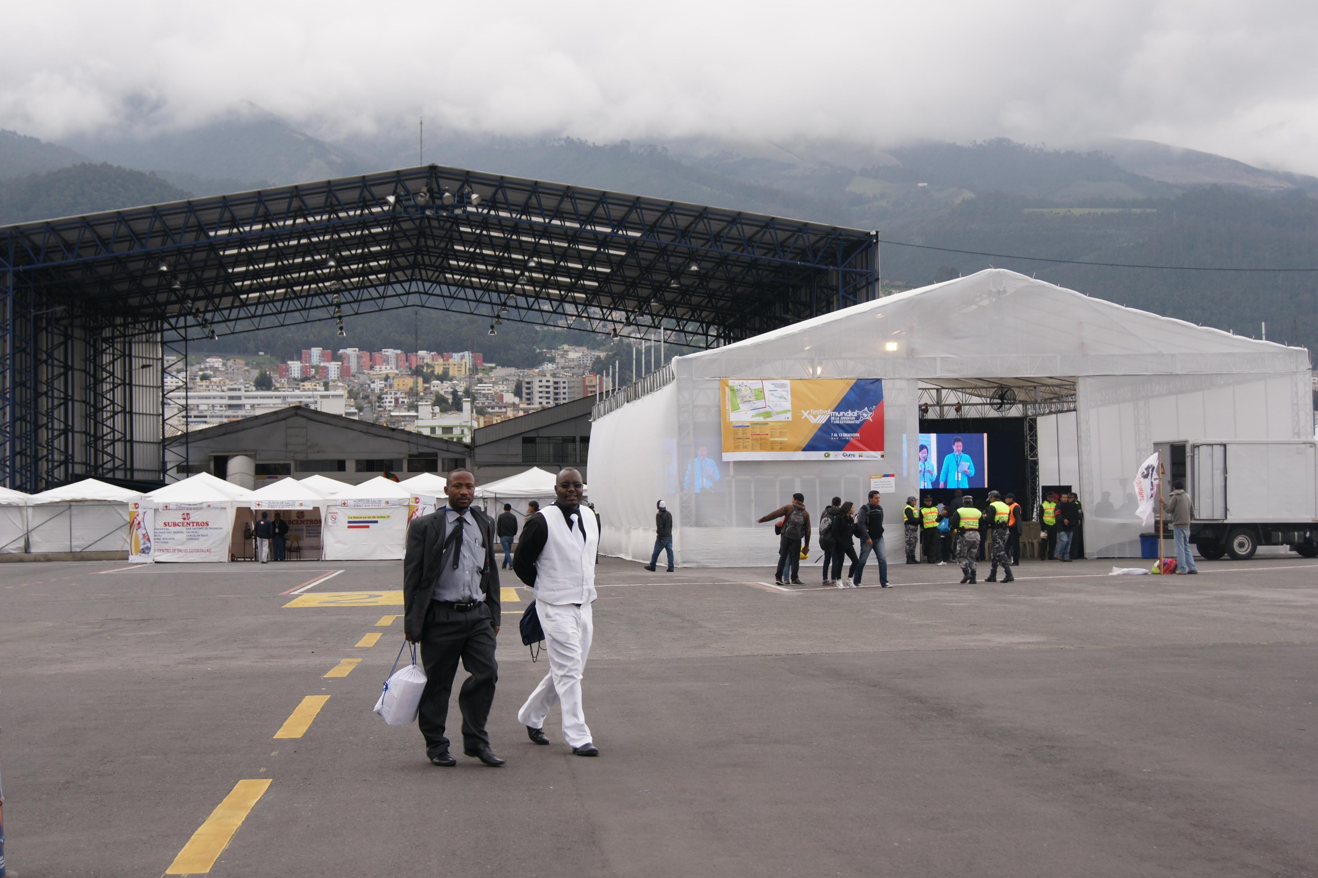 Tag 4: Weltfestspiele auf über 2800 Meter Höhe