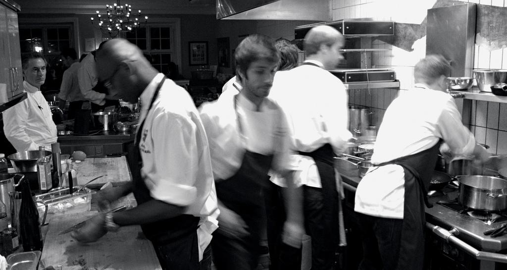 Gastronomie: Keine guten Aussichten