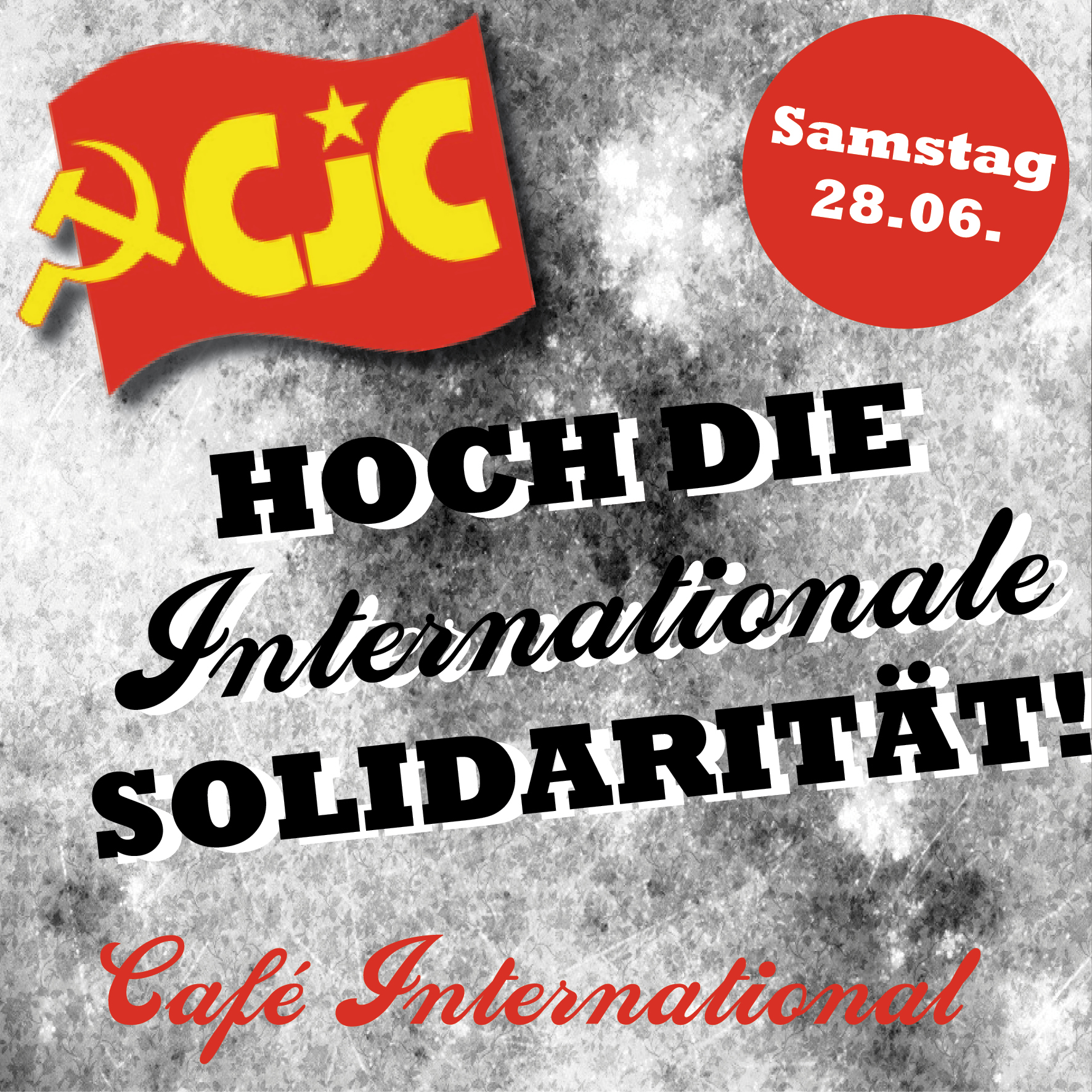Hoch die internationale Solidarität!