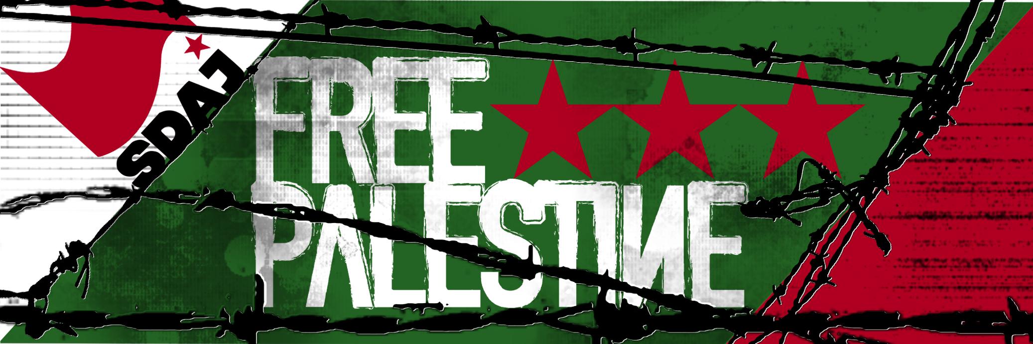 Sofortiger Stopp der Angriffe auf Gaza!