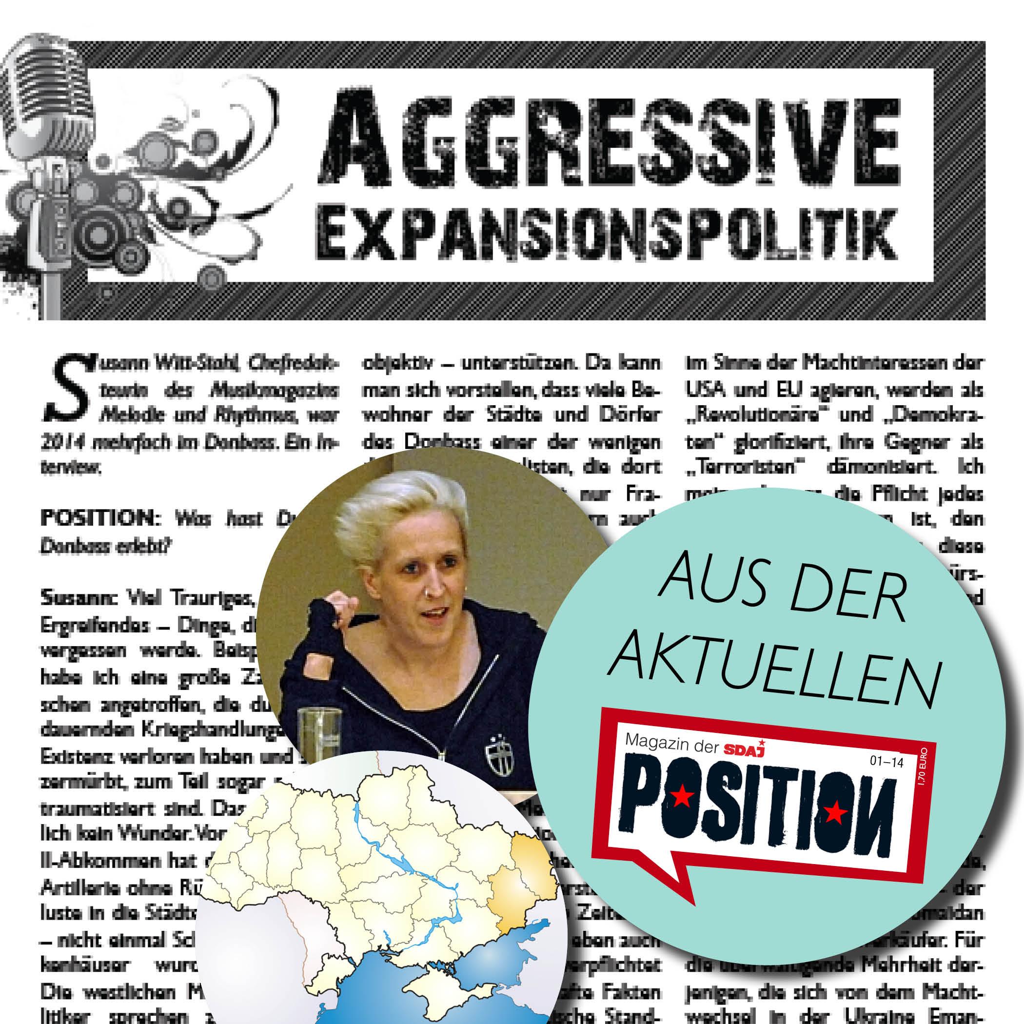 Aggressive Expansionspolitik